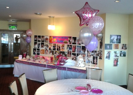 Birthday party packages helium birthday balloons for 100th birthday decoration ideas