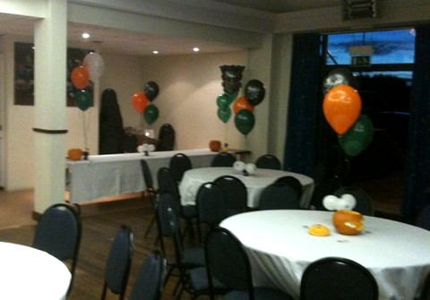 Halloween Themed Helium Balloons